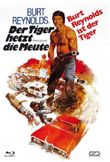 Der Tiger hetzt die Meute (Limited Mediabook, Blu-ray+DVD, Cover B) (1973) [Blu-ray]