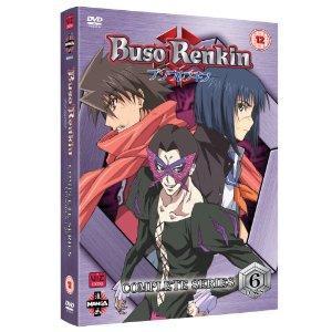 Buso Renkin - Complete Series (6 DVDs) [UK Import]