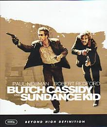 Butch Cassidy und Sundance Kid (1969) [Blu-ray]