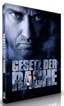 Gesetz der Rache (Limited Unrated Mediabook, 3 Blu-ray's+CD, Cover C) (2009) [FSK 18] [Blu-ray]