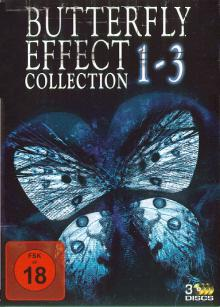 Butterfly Effect 1-3 - Collection [FSK 18] [Blu-ray]