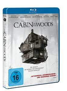 The Cabin in the Woods (2011) [Blu-ray]