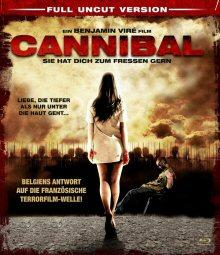 Cannibal (Uncut) (2010) [FSK 18] [Blu-ray]