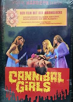 Cannibal Girls (Kleine Hartbox, Cover A) (1973) [FSK 18]