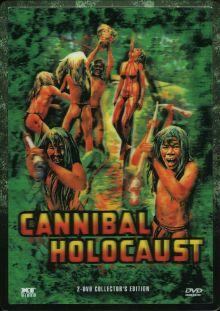 Cannibal Holocaust (2 DVDs Collector's Edition, Metalpak, Cover A) (1980) [FSK 18]