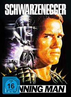 Running Man (Limited Uncut Mediabook, 4 Discs) (1987) [Blu-ray]