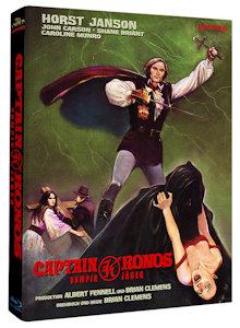 Captain Kronos - Vampirjäger (Limited Mediabook, Cover A) (1973) [Blu-ray]