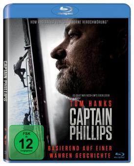 Captain Phillips (2013) [Blu-ray]