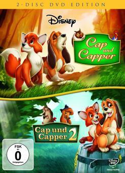 Cap und Capper / Cap und Capper 2 (2 Discs)
