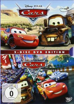 Cars / Cars 2 (2 DVDs)