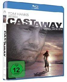 Cast Away - Verschollen (2000) [Blu-ray]