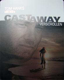 Cast Away - Verschollen (Steelbook) (2000) [Blu-ray]