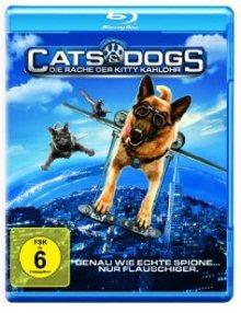 Cats & Dogs: Die Rache der Kitty Kahlohr (2010) [Blu-ray]