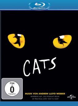 Andrew Lloyd Webber - Cats (1998) [Blu-ray]