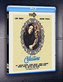 Celestine - Mädchen für intime Stunden (1974) [FSK 18] [Blu-ray]