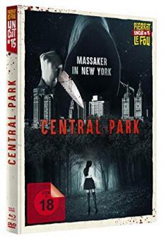 Central Park - Massaker in New York (Limited Mediabook, Blu-ray+DVD) (2017) [FSK 18] [Blu-ray]