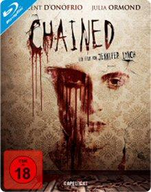 Chained (Limited Edition, Steelbook) (2012) [FSK 18] [Blu-ray]