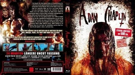 Adam Chaplin (Limited Uncut Edition) [FSK 18] [Blu-ray]