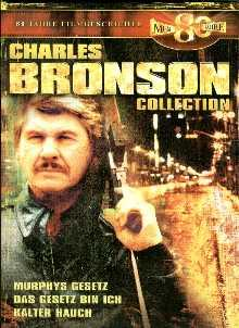 Charles Bronson Collection (3 DVDs) [FSK 18]