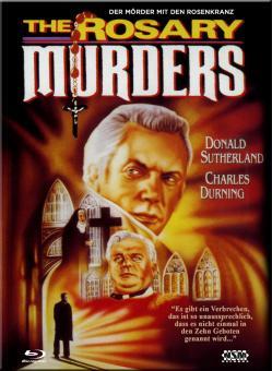 Der Mörder mit dem Rosenkranz (Limited Mediabook, Blu-ray+DVD, Cover C) (1987) [Blu-ray]