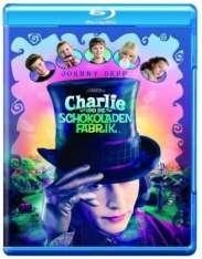 Charlie und die Schokoladenfabrik (2005) [Blu-ray]