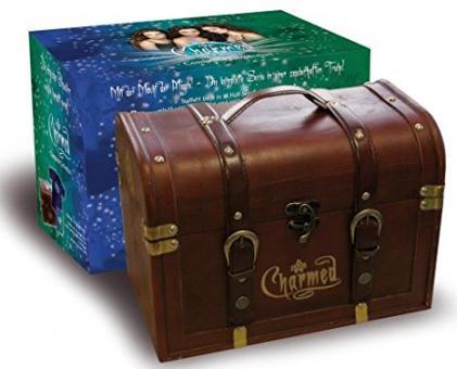 Charmed Zaubertruhe - Season 1-8 (49 DVDs, inklusive Bonus-Disc)