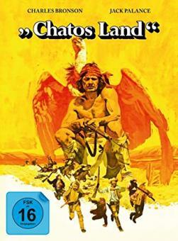 Chatos Land (Limited Mediabook, Blu-ray+DVD) (1972) [Blu-ray]