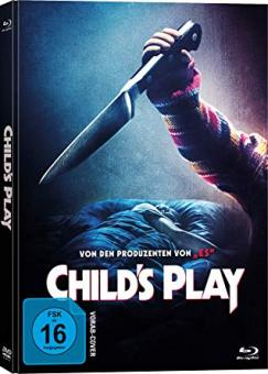Child's Play (Limited Mediabook, Blu-ray+DVD) (2019) [Blu-ray]