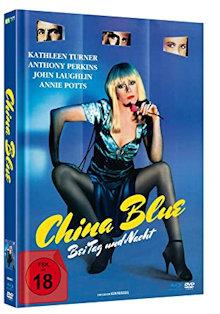 China Blue - Bei Tag und Nacht (Limited Mediabook, Blu-ray+DVD) (1984) [FSK 18] [Blu-ray]
