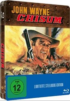 Chisum (Limited Steelbook) (1970) [Blu-ray]