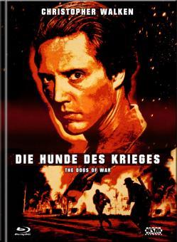 Die Hunde des Krieges (Limited Mediabook, Blu-ray+DVD, Cover D) (1980) [Blu-ray]