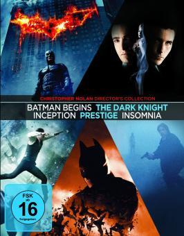 Christopher Nolan Collection (7 Discs) [Blu-ray]