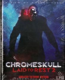 Laid to Rest 2: ChromeSkull (Uncut Version, Kleine Hartbox) (2011) [FSK 18] [Blu-ray]