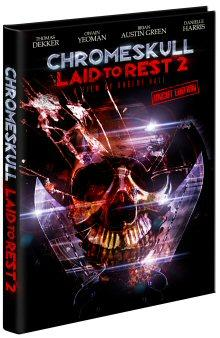 Laid to Rest 2: ChromeSkull (Limited Mediabook, DVD+Blu-ray) (2011) [FSK 18] [Blu-ray]