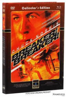 Breaker Breaker (Limited Mediabook, Blu-ray+DVD, Cover B) (1977) [Blu-ray]