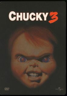 Chucky 3 (Steelbook) (1991) [FSK 18] [Gebraucht - Zustand (Sehr Gut)]
