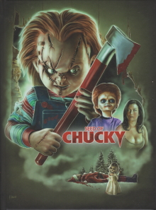 Chucky's Baby (Limited Mediabook, Blu-ray+CD, Cover A) (2004) [Blu-ray]