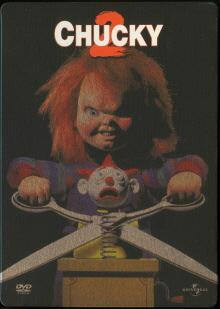 Chucky 2 - Die Mörderpuppe ist zurück (Steelbook) (1990) [FSK 18]