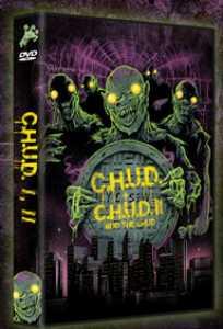 C.H.U.D. + C.H.U.D. II Bud the Chud (Limited Edition, Große Hartbox, Limitiert auf 200 Stück) [FSK 18]