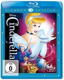Cinderella (Diamond Edition) (1950) [Blu-ray]