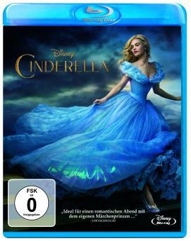 Cinderella (Realverfilmung) (2015) [Blu-ray]