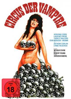 Circus der Vampire (Limited Mediabook, Cover C) (1972) [FSK 18] [Blu-ray]