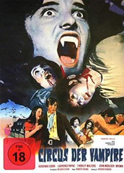 Circus der Vampire (Limited Mediabook, Cover A) (1972) [FSK 18] [Blu-ray]