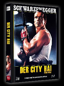 Der City Hai (Limited Mediabook, Blu-ray+DVD, Cover C) (1986) [Blu-ray]