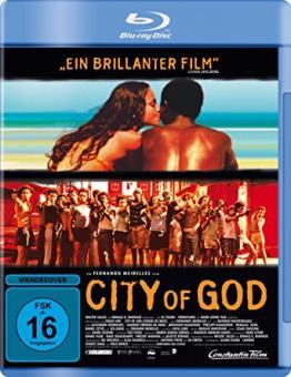 City of God (2002) [Blu-ray]
