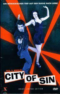 City of Sin - Treffpunkt Los Angeles (Große Hartbox, Limitiert auf 250 Stück) (1968) [FSK 18]