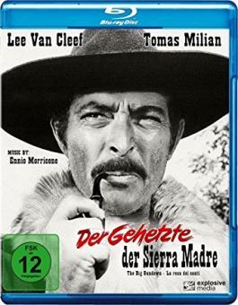 Der Gehetzte der Sierra Madre (1966) [Blu-ray]