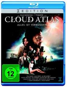 Cloud Atlas (2012) [Blu-ray]