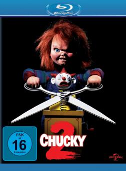 Chucky 2 - Die Mörderpuppe ist zurück (Uncut) (1990) [Blu-ray]