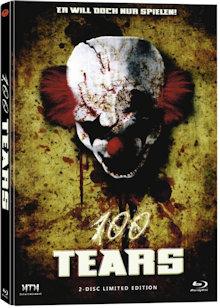 100 Tears (Limited Mediabook, Blu-ray+DVD, Cover B) (2007) [FSK 18] [Blu-ray]